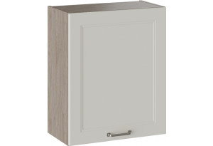 Шкаф навесной ОДРИ (Бежевый шелк) 600x323x720
