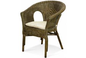 Кресло из ротанга 02\08
