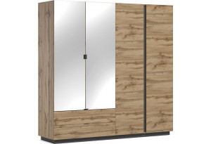 Шкаф 4-хдверный Тахо