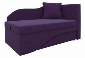 Кушетка Гармония Фиолетовый (Микровельвет)