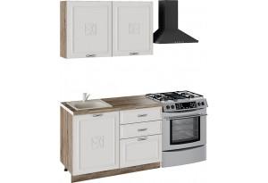 Кухонный гарнитур «Сабрина» стандартный набор САБРИНА (Кашемир)