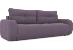 Диван «Томас» (Neo 09 (рогожка) фиолетовый)
