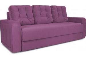 Диван «Колин» Maserati 18 (велюр), фиолетовый