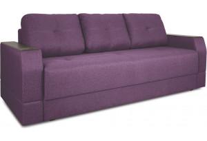 Диван «Дастин» (Galaxy 11 (велюр) фиолетовый)