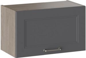 Шкаф навесной ОДРИ (Серый шелк)