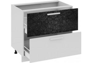 Шкаф напольный с 2-мя ящиками Фэнтези (Лайнс)
