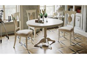 Обеденная группа: стол Торонто Т1 стулья Денвер Тип 1