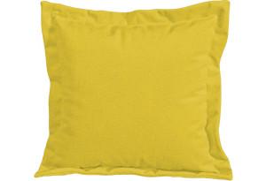 Подушка малая П2 Maserati 11 (велюр), желтый