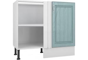 Принцесса Напольный шкаф угловой 1000 мм с дверью