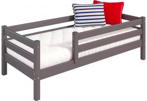 Вариант 3 Кровать Соня Лаванда с защитой по периметру