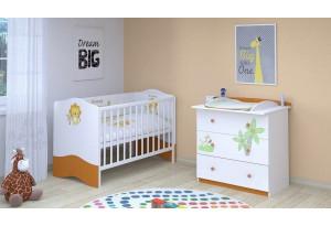 Модульная детская Polini kids Basic комплектация №1