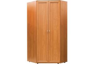 Шкаф угловой 2-х дверный разносторонний