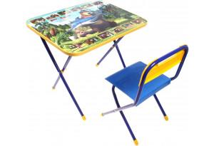 Комплект детской мебели Ловись рыбка: Маша и Медведь