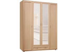 Шкаф 4-х створчатый №2