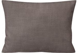 Декоративная подушка Портленд 60х48 см графитовый (Рогожка)