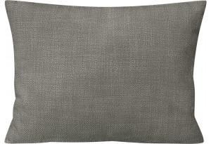Декоративная подушка Портленд 60х48 см серый (Рогожка)