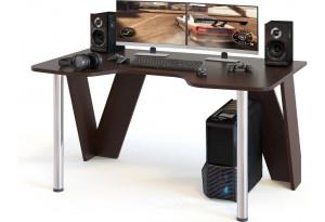Стол компьютерный Анжи (венге)