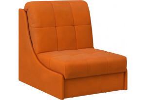 Кресло тканевое Токио оранжевый (Велюр)