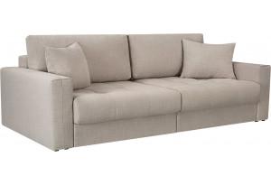 Модульный диван Брайтон вариант №1 бежевый (Рогожка)