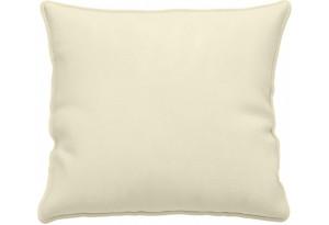 Декоративная подушка Портленд 41х41 см молочный (Микровелюр)