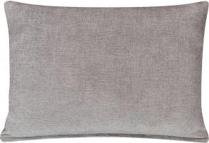 Декоративная подушка Медисон 75х55 см темно-бежевый (Шенилл)