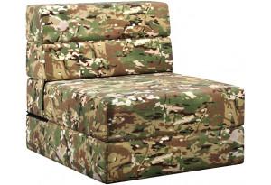 Кресло тканевое Форест камуфляж (Смесовая ткань с пропиткой)