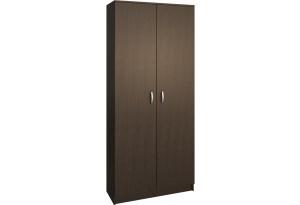 Шкаф распашной двухдверный Хельга вариант №1 (венге)