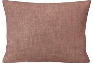 Декоративная подушка Портленд 60х48 см розовый (Рогожка)