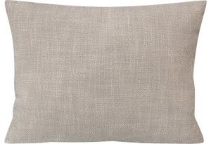 Декоративная подушка Портленд 60х48 см бежевый (Рогожка)