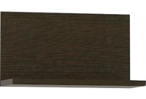 Полка Верона 60 см (венге)