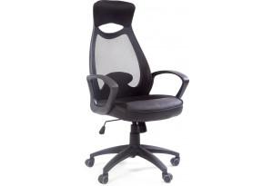 Кресло для руководителя Chairman 840 (черный)