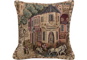 Декоративная подушка Французский Гобелен (Гобелен)