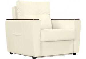 Кресло тканевое Майами молочный (Экокожа)