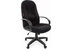 Кресло для руководителя Chairman 685 вариант №1 (черный)