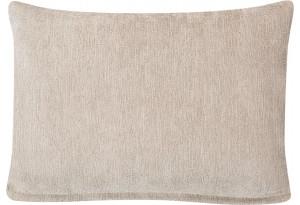 Декоративная подушка Медисон 60х45 см бежевый (Шенилл)