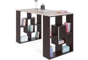 Письменный стол Эстра (венге/беленый дуб)
