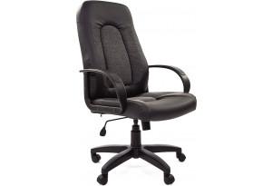 Кресло для руководителя Chairman 429 (черный)