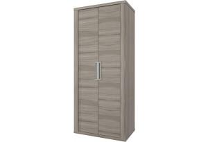 Шкаф распашной двухдверный Суонси вариант №2 (шорвуд)