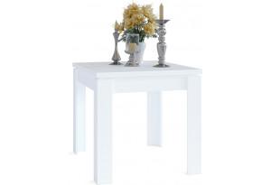 Обеденный стол Лутон вариант №2 (белый)