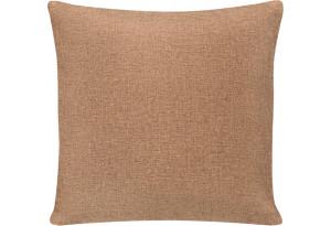 Декоративная подушка Медисон 40х40 см коричневый (Рогожка)