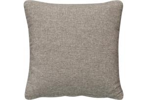 Декоративная подушка Медисон 40х40 см серый (Рогожка)