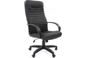 Кресло для руководителя Chairman 480 LT (черный)