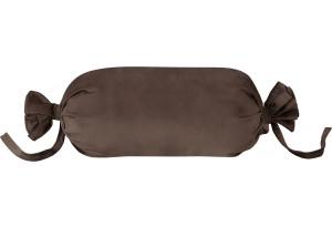 Декоративная подушка Эдем темно-коричневый (2 шт.)