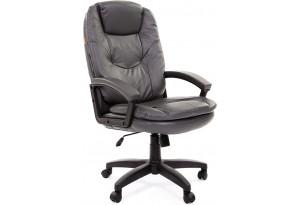 Кресло для руководителя Chairman 668 LT вариант №2 (серый)