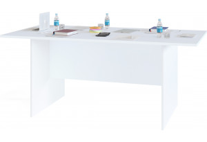 Письменный стол Сторвик вариант №2 (белый)