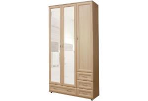 Шкаф 3-х створчатый Универсал узкий №161