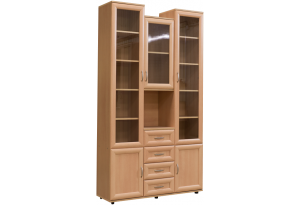 Шкаф для книг №4