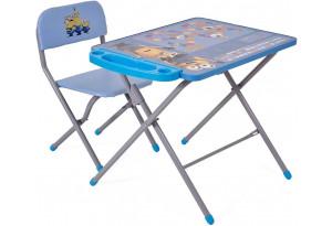Комплект детской мебели Polini kids Гадкий я 203