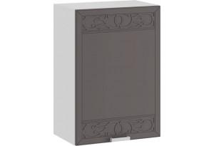 Шкаф навесной c одной дверью «Долорес» (Белый/Муссон)