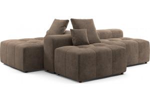 Модульный диван Торонто Вариант композиции 3, вариант исполнения 2